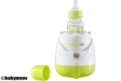 température biberon bébé